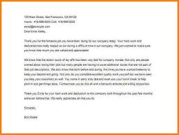 Sample Commendation Letter For A Job Well Done Piqqus Com