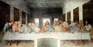 people italy artwork painting temple mural milan last supper leonardo da vinci ancient history l ultima