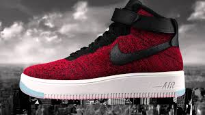 nike introduces air force 1 flyknit youtube air force 1 flyknit