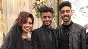 اللحظات الاولة من فرح عبد الرحمن مبروك و هبه شوفة اي اللي حصل..!😱😱 -  YouTube