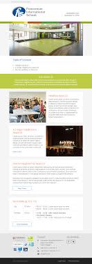 Examples Of Company Newsletters 40 Awesome Newsletter Template Examples That Will Inspire You