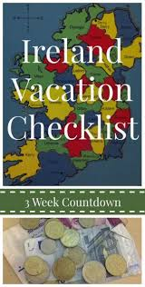 What To Pack For Ireland Travel Checklist