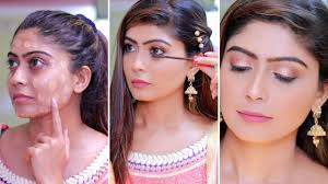how to do makeup step by step for beginners in hindi rinkal soni fabulous finds beauty