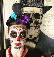 want to join in on the sugarskull fun you can use facepaint or take the