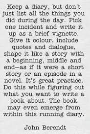 essay formal write journal