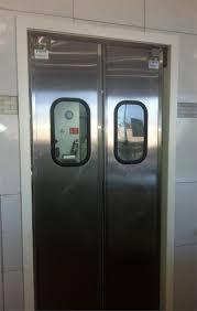 Restaurant Kitchen Doors Stainless Steel - Swinging Double Doors For ...