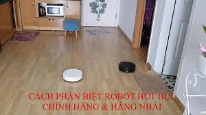 Myhanco Robot Hút Bụi Thông Minh Hàn Quốc - Home