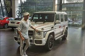 New 2019 mercedes g class 350d suv in india comes at a starting price of rs 1.5 crores. Bollywood Actor Jimmy Sheirgill Buys Mercedes Benz G Class G 63 Amg Suv Worth Rs 2 18 Crore