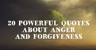 Christian Quotes About Anger Best Of 24 Powerful Quotes About Anger And Forgiveness ChristianQuotes