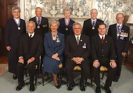 Wearing Your Medals Wrong: The Hon. Myra Freeman, CM, ONS