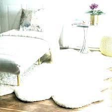 sheepskin rug nursery handmade faux pelt natural 4 x rugs real large sheep royal quali faux wolf skin rug gold fur for nursery