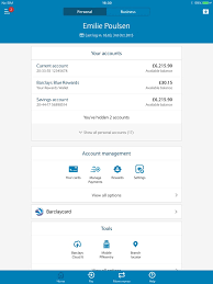 barclays on the app