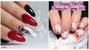 Nail Designs Spring 2019 Topic For New Nail Art I 2019 2019 Newest Draw Painting