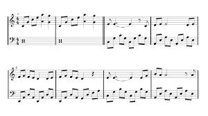 Bohemian Rhapsody Queen Piano Sheet Music