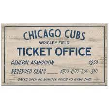 open road brands chicago cubs vintage