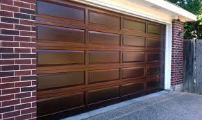 Image result for mid century modern garage door