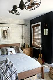 boys bedroom furniture ideas. Interesting Bedroom Modern And Stylish Teen Boys Room Designs Digsdigs Teenage Bedroom  Decorating Ideas For Faux Brick Panel Wall Industrial Pipes Across The Cage Lights Are  To Boys Bedroom Furniture Ideas R
