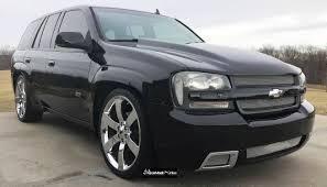 Blazer black chevy trailblazer : CHEVY Trailblazer SS 10 Piece set ( 2006-2009 ) With Rear License ...