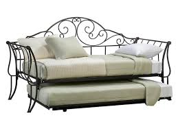 Furniture: Daybed With Pop Up Trundle Bed Elegant Daybed With Pop ...