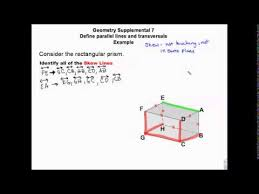 skew planes. geometry - skew lines, parallel planes, transversals and angles planes .