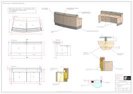 Cantilever Pergola Plans Reception Desk Woodworking Yellow Wood Project  Veneer Vacuum Press