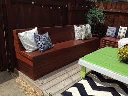 furniture deck. diy budget backyard and deck makeover concrete masonry decks fences gardening furniture
