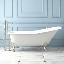 claw foot bathtubs cast iron tub imperial clawfoot bathtub shower kit