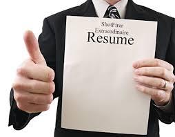 prepare resume tk category cvitae