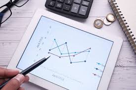 Excel Line Chart Tutorial Excel 2003 Line Graph Illustrated Tutorial