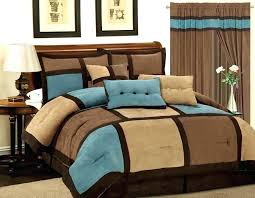 chocolate brown and turquoise bedding brown and turquoise comforter sets comforter turquoise and brown bedding teal