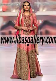 ayesha ibrahim bridal dresses party wedding sherwani new and latest sharara dress designs 2017 2018