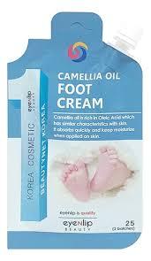 Купить <b>крем для ног с</b> маслом камелии camellia oil foot cream 25г ...