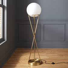 modern standing lamp. Modern Floor Lamps CB2 With All Inspirations 6 Standing Lamp L
