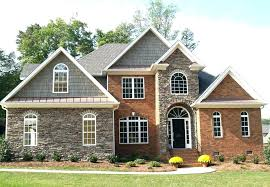 stone and wood house modern modern stone house two story brick house with front porch brick stone and wood house modern modern house plan