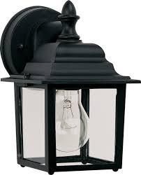 Builder Cast Light Outdoor Wall Lantern Outdoor Wall Mount - Wall mounted exterior lights