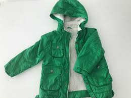 h m boy winter jacket babies kids boys apparel 1 to 3 years on carou