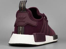 adidas shoes nmd maroon. adidas nmd runner - maroon/maroon/copper metallic : cheap sneakers and clothing shoes nmd maroon