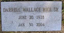 Darrell Wallace Rice (1928-2004) - Find A Grave Memorial