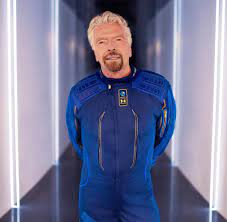Virgin Galactic: Richard Branson ist bei Testflug mit an Bord - Video - WELT