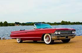 1962 Cadillac Eldorado Biarritz Convertible in Cherry Red – Gold ...