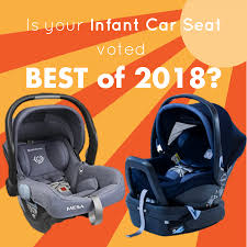 the best infant car seats of 2018
