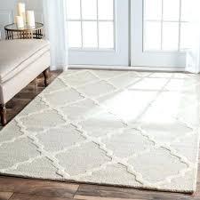 handmade trellis wool area rug nuloom
