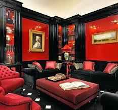 red and black living room decor – survivelaterpreptoday.info