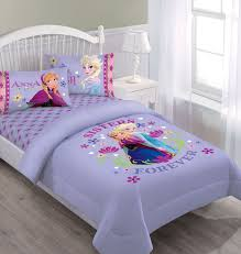 disney frozen nordic summer fls full comforter set with fitted sheet