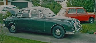My Jaguar Mk2 Restoration