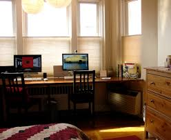 home office desk for two. Home Office With Two Desks. Charming How To Build For Your Inspiration : Desk