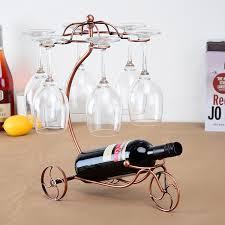 wine rack creative wine display stand wine glass holder intl