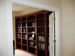 cherry office bookcase