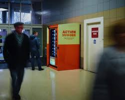How To Get Free Food Out Of Vending Machine Beauteous Vending Machines Are Dispensing Free Food For Homeless People