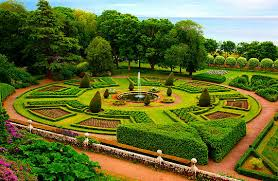 Small Picture Formal garden style Garden Nature